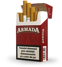Armada Red Cigarettes 10 cartons