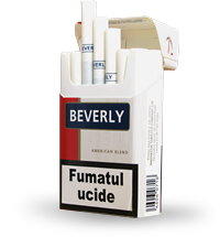 Beverly Off Road Cigarettes 10 cartons