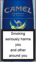 CAMEL COMPACT ACTIVATE cigarettes 10 cartons