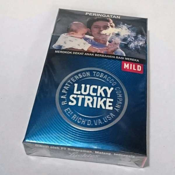 Lucky Strike Cloves Cigarettes 10 cartons