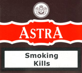 Astru Non-Filter Cigarettes 10 cartons