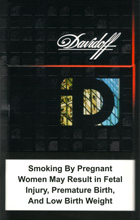 Davidoff iD Orange cigarettes 10 cartons