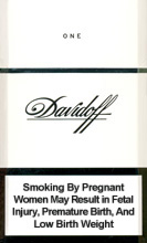 Davidoff One Cigarettes 10 cartons