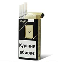 Davidoff Up Black cigarettes 10 cartons
