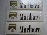 Marlboro Gold Short Cigarettes 50 Cartons