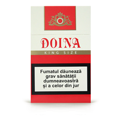 Doina King Size Cigarettes 10 cartons