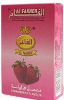 Al Fakher Strawberry Flavour Hookah Tobacco 10 cartons