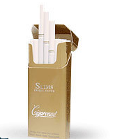 Cigaronne Classic Slims Gold Cigarettes 10 cartons