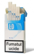 LD Superslims Blue Cigarettes 10 cartons