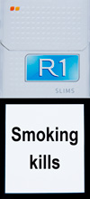 R1 SLIMS cigarettes 10 cartons