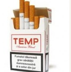 Temp Red cigarettes 10 cartons