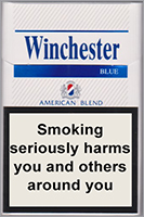 WINCHESTER BLUE cigarettes 10 cartons