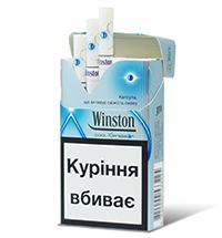 Winston Cool XSpression Cigarettes 10 cartons
